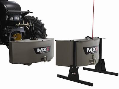 MASSE MX. MULTIMASS 900Kgs
