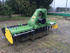 Photo Herse rotative CELLI 3m-1