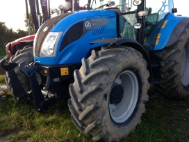 Photo Landini powermondial 115-1
