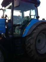 Photo Landini powermondial 115-2