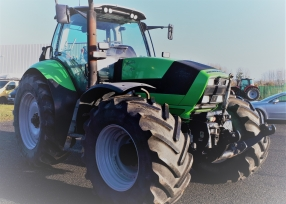 Photo Tracteur Deutz Agrotron M650-1