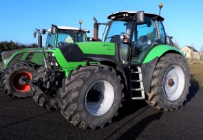 Photo Tracteur Deutz Agrotron M650-2