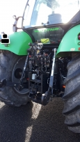 Photo Tracteur Deutz Agrotron M650-4